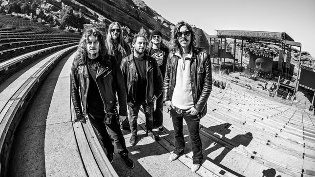 OPETH Release Video Trailer #3 For Upcoming Garden Of The Titans: Live At Red Rocks Amphitheater