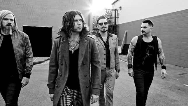 "RIVAL SONS Release Music Video For New Song ""Do Your Worst"""