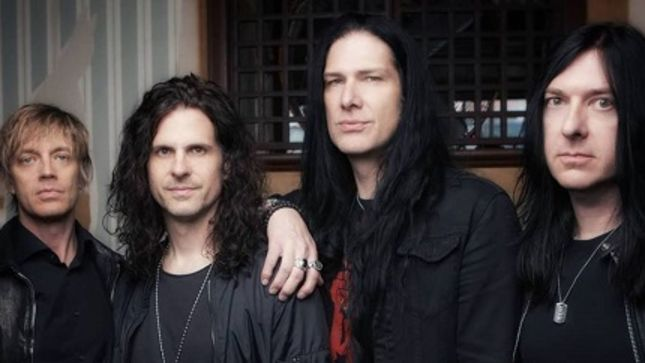 TOQUE Featuring TODD KERNS, BRENT FITZ - New Album, Never Enough, Available For Pre-Order
