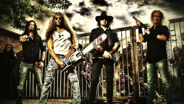 "GRAVE DIGGER Premiers ""The Power Of Metal"" Lyric Video; The Living Dead Album Out Now"
