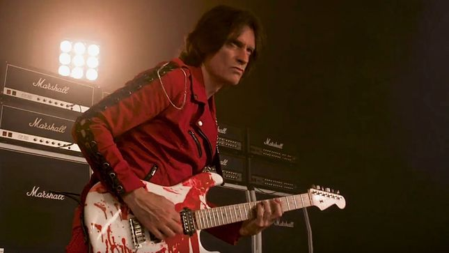 "IMPELLITTERI Release ""Run For Your Life"" Music Video"