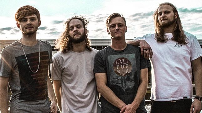 "STELLAR CIRCUITS Release ""Skylights"" Drum Playthrough Video And Under The Surface Video Blog #5"