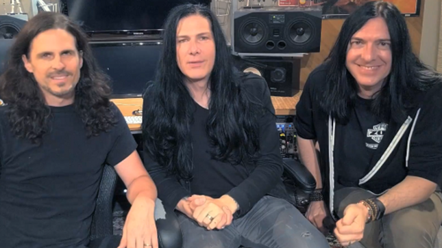 "TOQUE Featuring TODD KERNS, BRENT FITZ Launch Lyric Video For Cover Of ""Ironic"" By ALANIS MORISSETTE"