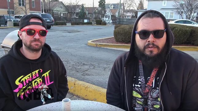 "ALLEGAEON Featured In New ""First Concert Ever"" Episode; Video"