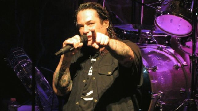 "EXODUS Frontman STEVE ""ZETRO"" SOUZA - ""We've Always Been About Brutality And Violence, And I Think You Get That On Every Record"" (Video)"