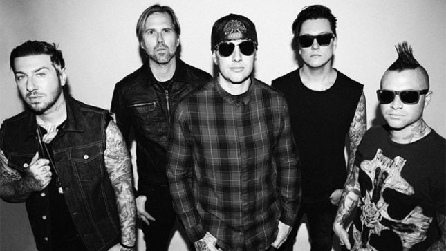 "AVENGED SEVENFOLD Post Teaser Of New Song ""Mad Hatter"""