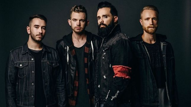 "FIGHT THE FURY Featuring SKILLET's John Cooper Unveil Debut Video ""My Demons"""
