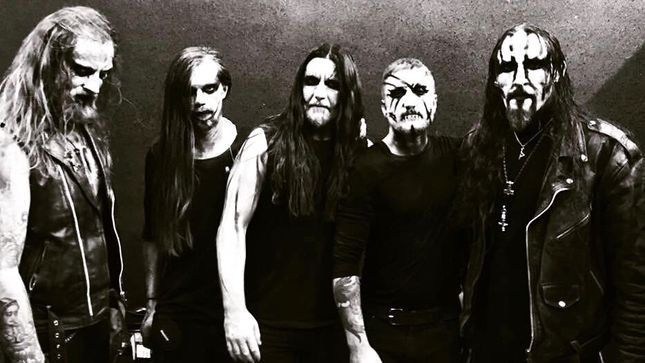 "Former GORGOROTH Frontman's GAAHLS WYRD Streaming New Track ""Ghosts Invited""; New Album Due In May"