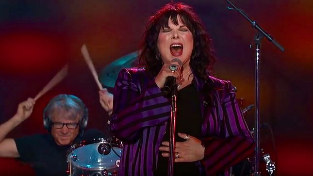 ANN WILSON Discusses Immortal Album In Song-By-Song Q&A