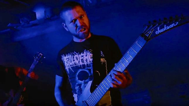 REVOCATION Streaming The Outer Ones Album Ahead Of Tomorrow's Official Release