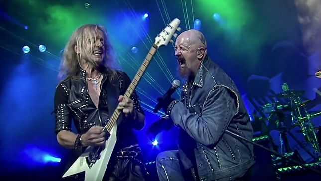 "K.K. DOWNING Addresses Back-And-Forth Conflict With Former JUDAS PRIEST Bandmates In The Press - ""I Don't Want This To Continue The Way That It Is"""