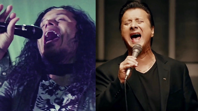 "JEFF SCOTT SOTO Celebrates STEVE PERRY's Return With Cover Of ""What Was"" - ""I Owe So Much To This Man And The Influence He Gave Me As A Singer""; Audio"