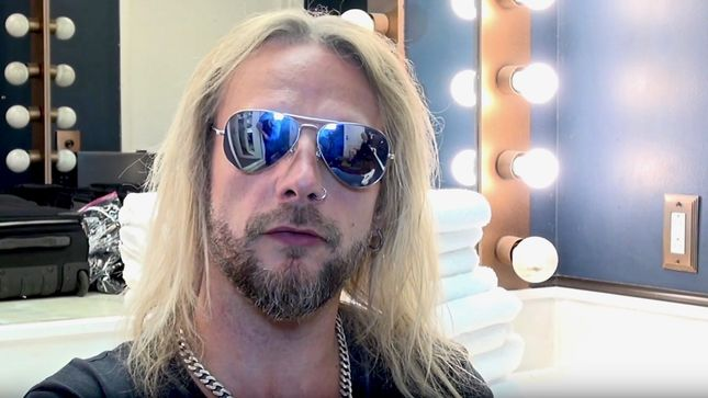 "Guitarist RICHIE FAULKNER On Landing Gig With JUDAS PRIEST - ""Luckily Enough, They Did Consider Me, And Here We Are Almost Eight Years Later""; Video"