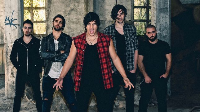 "Exclusive: HOLLOW CRY Premier ""Last Call"" Music Video"