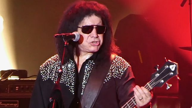 "GENE SIMMONS On Writing New Book 27: The Legend And Mythology Of The 27 Club - ""I Was Shocked To Learn That One Out Of Every Five People In America Have Some Emotional Or Mental Problems"""
