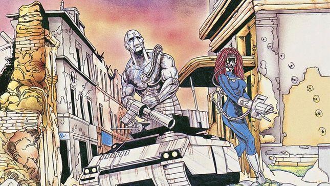 Riot 30th Anniversary Edition Of Thundersteel Album Due