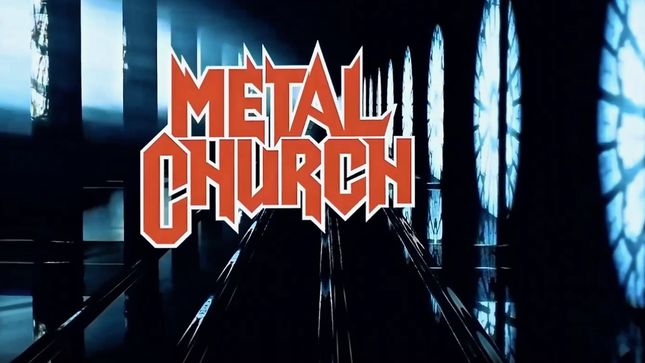 METAL CHURCH - New Album Video Teaser Launched
