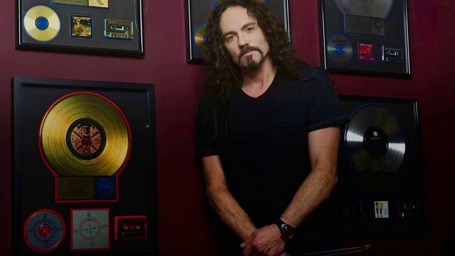 NICK MENZA - Second Video Trailer For Late MEGADETH Drummer's Megalife Autobiography Streaming