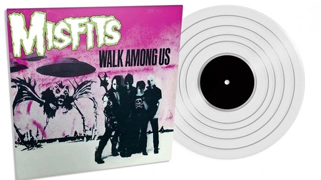 MISFITS - Video Trailer Released For Limited Edition Walk Among Us Vinyl Reissue