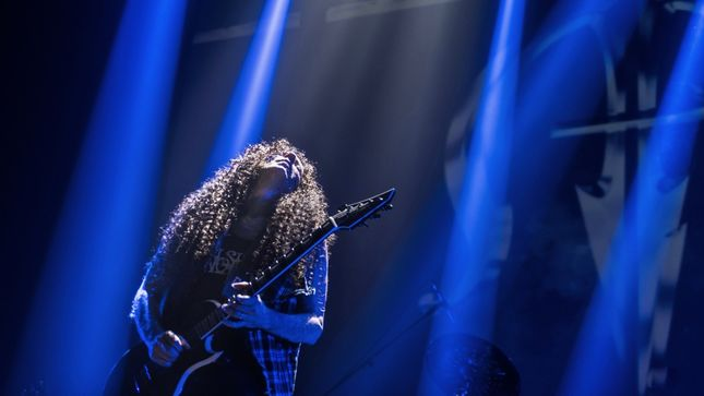 MARTY FRIEDMAN Discusses EMG Signature Pickup Set