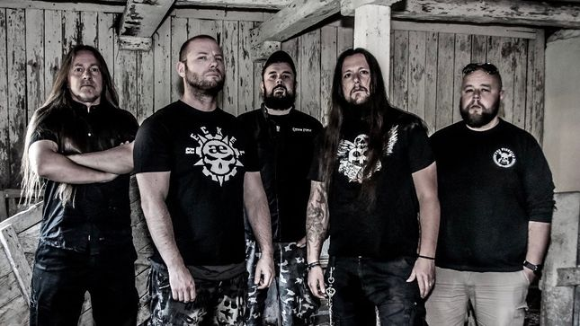 "CARNAL FORGE Releases ""Parasites"" Lyric Video"