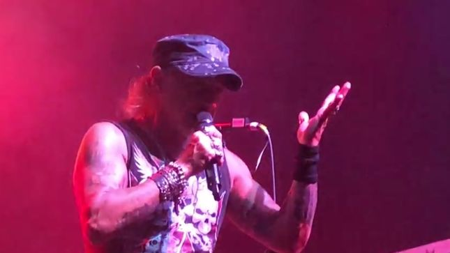 ACCEPT - Up Close Video Footage From Dallas