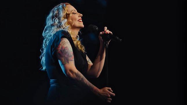 ANNEKE VAN GIERSBERGEN Releases Video Trailer For Upcoming Symphonized Album