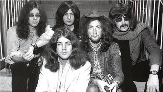 DEEP PURPLE - In Rock, Fireball Purple Vinyl Reissues Due In November