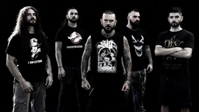"COFFIN BIRTH Premiere ""The 13th Apostle"" Video"