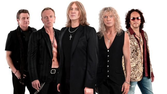 "DEF LEPPARD Frontman JOE ELLIOTT On Possible Induction Into Rock And Roll Hall Of Fame - ""It Literally Is About The Important People In Our Lives, Which Is Our Audience"""