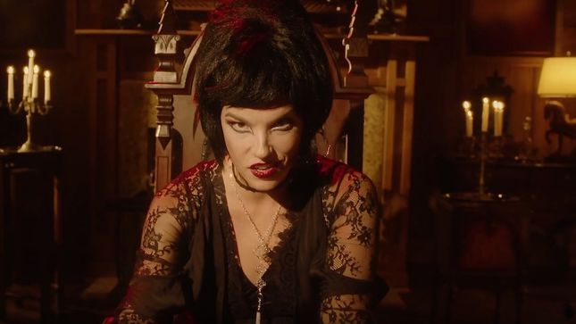 HALESTORM Release Halloween-Themed Music Video For