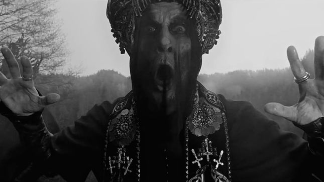 BEHEMOTH Release Vinyl Unwrapping Video For I Loved You At Your Darkest Album