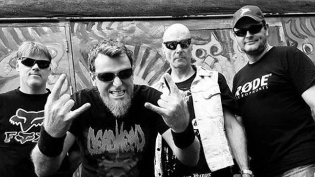 DEAD HEAD Announce Reissues Of Back Catalogue; New Album On Hammerheart Records