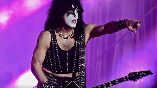 "PAUL STANLEY Says Fans ""Really Don't Want"" New Music From KISS - ""I Think Everything We've Done So Far Speaks Volumes, And It's Enough Of A Legacy""; Video"