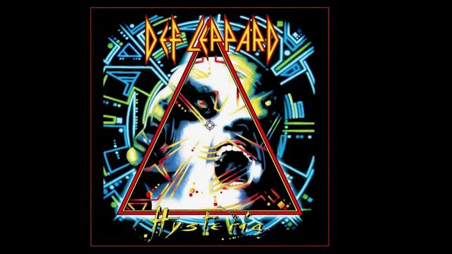 DEF LEPPARD - Learn To Play Hysteria Album With LickLibrary; Video Trailer Streaming