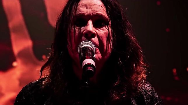 OZZY OSBOURNE - Final Four Shows Of North American No More Tours 2 Cancelled; To Be Rescheduled ...