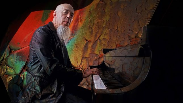 DREAM THEATER Keyboardist JORDAN RUDESS To Embark On Three-Continent Solo Piano Tour