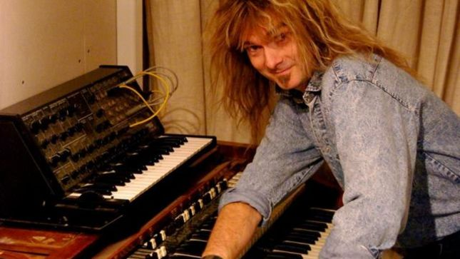 "AYREON Mastermind ARJEN LUCASSEN On 20th Anniversary Version Of ""The Garden Of Emotions"" - ""I'm Particularly Proud Of Myself For Keeping The Mix Quite Transparent"""