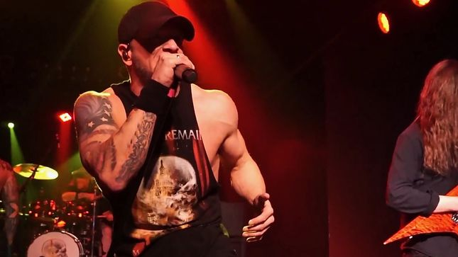 "ALL THAT REMAINS Streaming New Song ""Everything's Wrong"""