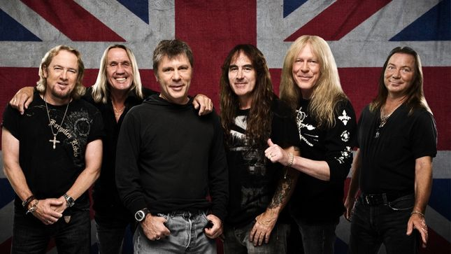 Iron Maiden The Studio Collection Remastered Acclaimed