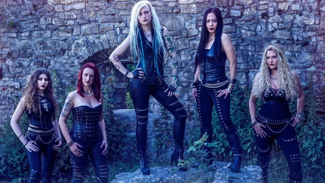 BURNING WITCHES Release Hexenhammer Track-By-Track Video #1