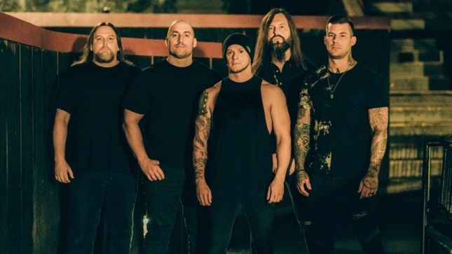 "ALL THAT REMAINS Streaming New Song ""Wasteland"""