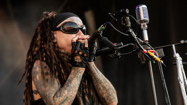 "MINISTRY Mastermind AL JOURGENSEN On Land Of Rape And Honey - ""To This Day, It's Still My Favorite Record; It Was Done Out Of Sheer Artistic Joy"""