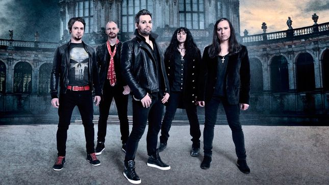 "EDEN'S CURSE Launch 30-Minute EPK For New ""Best Of"" Collection"
