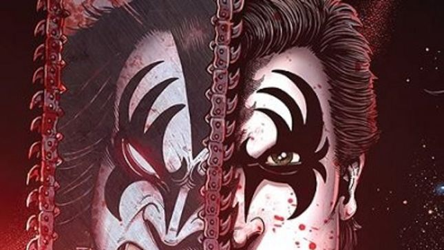 KISS / Army Of Darkness Trade Paperback Due Next Month