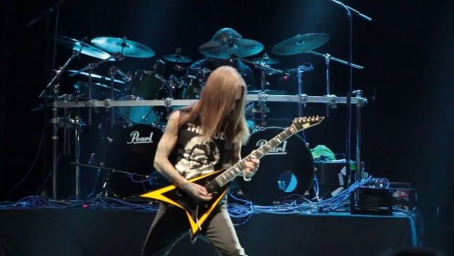 "CHILDREN OF BODOM Kick Off No Place Like Home Tour In Finland; Fan-Filmed Live Video Of ""I Hurt"" Available"