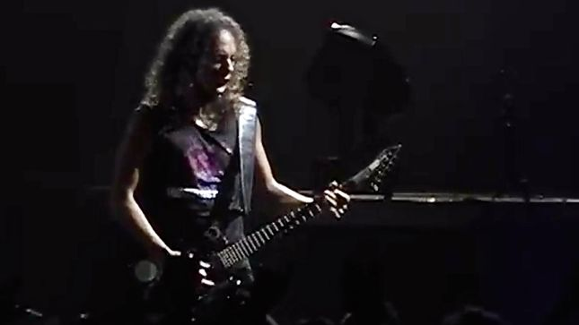 "METALLICA Uploads Rare 2004 Live Performance Video Of ""Dyers Eve"" From Los Angeles"
