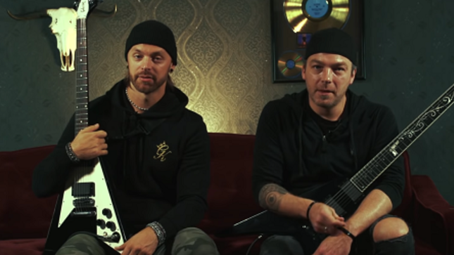 Bullet For My Valentine Don T Need You Guitar Playthrough Video