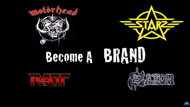 Band VS Brand – Trailers Released For New Documentary Focusing On Brand Of Rock Groups; Features MEGADETH, HAWKWIND, SUICDAL TENDENCIES Members