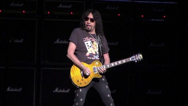 "ACE FREHLEY Talks Firing Backing Band - ""It Was A Nightmare Because I Kept Procrastinating"""